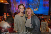 Premiere ´Besuch der alten Dame´ - Ronacher - Mi 19.02.2014 - Marianne MENDT mit Tochter Anna33