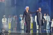 Premiere ´Besuch der alten Dame´ - Ronacher - Mi 19.02.2014 - Uwe KR�GER, Pia DOUWES46