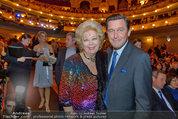 Premiere ´Besuch der alten Dame´ - Ronacher - Mi 19.02.2014 - Birgit SARATA, Peter HANKE5