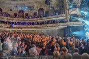 Premiere ´Besuch der alten Dame´ - Ronacher - Mi 19.02.2014 - Publikum, Zuschauer, G�ste52