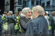 Premiere ´Besuch der alten Dame´ - Ronacher - Mi 19.02.2014 - Pia DOUWES, Franz H�USSLER H�USLER59