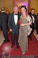 Kaffeesiederball 2014 - Hofburg, Wien - Fr 21.02.2014 - Karl SCHRANZ mit Ehefrau Evelyn10