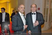 Kaffeesiederball 2014 - Hofburg, Wien - Fr 21.02.2014 - Gerald MATT, Sigi MENZ13