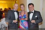 Kaffeesiederball 2014 - Hofburg, Wien - Fr 21.02.2014 - Peter RESETARITS, Claudia SCHANZA14