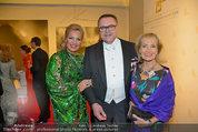 Kaffeesiederball 2014 - Hofburg, Wien - Fr 21.02.2014 - Annely PEEBO, Maximilian PLATZER, Dagmar KOLLER42