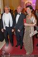 Kaffeesiederball 2014 - Hofburg, Wien - Fr 21.02.2014 - Karl SCHRANZ mit Ehefrau Evelyn55