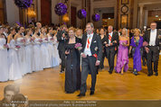 Kaffeesiederball 2014 - Hofburg, Wien - Fr 21.02.2014 - Johannes Gio HAHN, Brigitte JANK84
