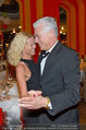 Earth Ball - Gallo Rosso - Sa 22.02.2014 - Anton Toni POLSTER mit Freundin Birgit10