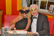 Earth Ball - Gallo Rosso - Sa 22.02.2014 - Anton Toni POLSTER mit Freundin Birgit6