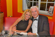 Earth Ball - Gallo Rosso - Sa 22.02.2014 - Anton Toni POLSTER mit Freundin Birgit7