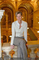 Opernball Probe - Staatsoper - So 23.02.2014 - Desiree TREICHL-ST�RGKH (Portrait)14