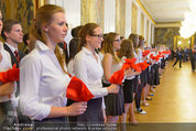 Opernball Probe - Staatsoper - So 23.02.2014 - Tanzpaare, Probe21