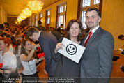 Opernball Probe - Staatsoper - So 23.02.2014 - Eva DINTSIS, Roman SVABEK26