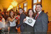 Opernball Probe - Staatsoper - So 23.02.2014 - Eva DINTSIS, Roman SVABEK8