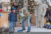 SuperFit - Rathausplatz - Mi 26.02.2014 - Fadi MERZA mit Neffe Georg 1