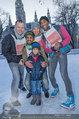 SuperFit - Rathausplatz - Mi 26.02.2014 - Alex LiST, Fadi MERZA mit Neffe Georg, Sylvia GRAF, Alamande BEL11