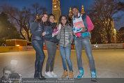 SuperFit - Rathausplatz - Mi 26.02.2014 - Ianara BELFOR, Alamande BELFOR mit T�chtern20