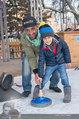 SuperFit - Rathausplatz - Mi 26.02.2014 - Fadi MERZA mit Neffe Georg 3