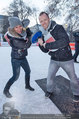 SuperFit - Rathausplatz - Mi 26.02.2014 - Sylvia GRAF, Alex LIST9