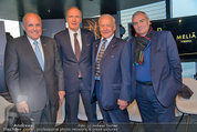 Big Opening - DC Tower 1 Melia Hotel Vienna - Mi 26.02.2014 - Thomas JAKOUBEK, Buzz ALDRIN, Dominique PERRAULT, Rudy GIULIANI1