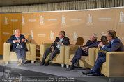 Big Opening - DC Tower 1 Melia Hotel Vienna - Mi 26.02.2014 - Armin WOLF, Buzz ALDRIN, Dominique PERRAULT, Rudy GIULIANI134