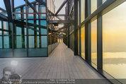 Big Opening - DC Tower 1 Melia Hotel Vienna - Mi 26.02.2014 - Architektur DZ Tower, Freideck 58. Stock14