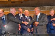 Big Opening - DC Tower 1 Melia Hotel Vienna - Mi 26.02.2014 - Thomas JAKOUBEK, Buzz ALDRIN, Michael H�UPL, Rudy GIULIANI154