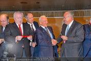 Big Opening - DC Tower 1 Melia Hotel Vienna - Mi 26.02.2014 - Thomas JAKOUBEK, Buzz ALDRIN, Michael H�UPL, Rudy GIULIANI155