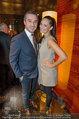 Big Opening - DC Tower 1 Melia Hotel Vienna - Mi 26.02.2014 - Tanja DUHOVIC (schwanger) mit Freund Stergio PRAPAS168