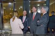 Big Opening - DC Tower 1 Melia Hotel Vienna - Mi 26.02.2014 - Kurt MANN mit Joanna180