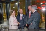 Big Opening - DC Tower 1 Melia Hotel Vienna - Mi 26.02.2014 - Kurt MANN mit Joanna181