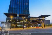 Big Opening - DC Tower 1 Melia Hotel Vienna - Mi 26.02.2014 - Architektur DZ Tower29