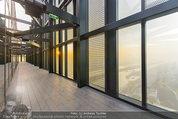 Big Opening - DC Tower 1 Melia Hotel Vienna - Mi 26.02.2014 - Architektur DZ Tower, Freideck 58. Stock3