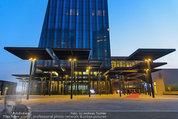 Big Opening - DC Tower 1 Melia Hotel Vienna - Mi 26.02.2014 - Architektur DZ Tower30