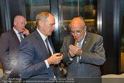 Big Opening - DC Tower 1 Melia Hotel Vienna - Mi 26.02.2014 - Thomas JAKOUBEK, Rudy GIULIANI rauchen Zigarre282
