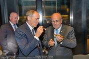 Big Opening - DC Tower 1 Melia Hotel Vienna - Mi 26.02.2014 - Thomas JAKOUBEK, Rudy GIULIANI rauchen Zigarre283