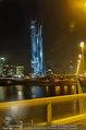 Big Opening - DC Tower 1 Melia Hotel Vienna - Mi 26.02.2014 - DC Tower 1 von au�en bei Nacht, Reichsbr�cke-Blick303