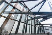 Big Opening - DC Tower 1 Melia Hotel Vienna - Mi 26.02.2014 - Architektur DZ Tower, Freideck 58. Stock4