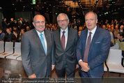 Big Opening - DC Tower 1 Melia Hotel Vienna - Mi 26.02.2014 - Buzz ALDRIN, Rudolf SCHICKER, Rudy GIULIANI53