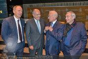 Big Opening - DC Tower 1 Melia Hotel Vienna - Mi 26.02.2014 - Thomas JAKOUBEK, Buzz ALDRIN, Dominique PERRAULT, Rudy GIULIANI57