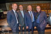 Big Opening - DC Tower 1 Melia Hotel Vienna - Mi 26.02.2014 - Thomas JAKOUBEK, Buzz ALDRIN, Dominique PERRAULT, Rudy GIULIANI61
