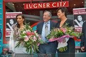 PK und Autogrammstunde - Lugner City - Do 27.02.2014 - Kim KARDASHIAN, Kris JENNER, Richard LUGNER22