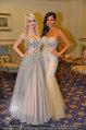 Vor dem Ball - Sacher und Grand Hotel - Do 27.02.2014 - Crazy Cathy SCHMITZ, Nina Bambi BRUCKNER11