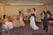 Vor dem Ball - Sacher und Grand Hotel - Do 27.02.2014 - 13