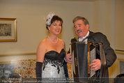 Vor dem Ball - Sacher und Grand Hotel - Do 27.02.2014 - 17