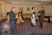 Vor dem Ball - Sacher und Grand Hotel - Do 27.02.2014 - 19