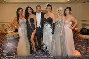 Vor dem Ball - Sacher und Grand Hotel - Do 27.02.2014 - 25