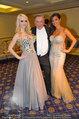 Vor dem Ball - Sacher und Grand Hotel - Do 27.02.2014 - Crazy Cathy SCHMITZ, Richard LUGNER, Nina Bambi BRUCKNER27