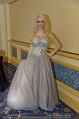 Vor dem Ball - Sacher und Grand Hotel - Do 27.02.2014 - Crazy Cathy SCHMITZ28