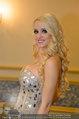 Vor dem Ball - Sacher und Grand Hotel - Do 27.02.2014 - Crazy Cathy SCHMITZ (Portrait)30